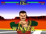 Virtua Fighter Remix Windows Lau Wins (Textured Model)