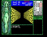 Dragon Knight MSX Entering the tower