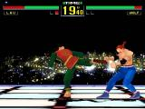 Virtua Fighter Remix Windows Lau vs Wolf