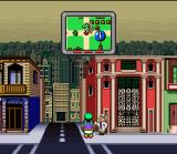 "Mario is Missing! SNES Luigi and Yoshi giving a good example in the ""transit""... :-)"