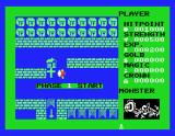 Dragon Slayer MSX Starting the game
