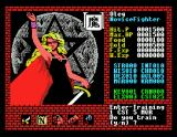 Xanadu: Dragon Slayer II MSX Learning magic power from this woman