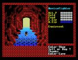 Xanadu: Dragon Slayer II MSX The cave leads to... where?