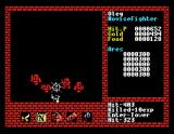 Xanadu: Dragon Slayer II MSX The path to tower is blocked by some red guys