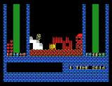 Romancia: Dragon Slayer Jr. MSX Jumping is the only solution