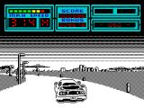 F40 Pursuit Simulator ZX Spectrum Not so extreme this time