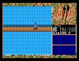 Arcus II: Silent Symphony MSX Crossing a bridge
