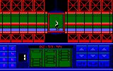 Impossible Mission II Amstrad CPC The beginning location