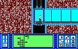 Impossible Mission Amstrad CPC In the elevator