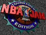 NBA Jam Tournament Edition DOS Titlescreen