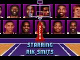 NBA Jam Tournament Edition DOS Play with the NBA stars