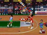 NBA Jam Tournament Edition DOS Pippen from Outside