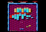 Arkanoid: Revenge of DOH Amstrad CPC Capture those capsules to power up the Vaus...
