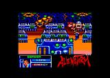 Alien Storm Amstrad CPC Another shootout