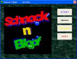 Schnock n' Blopf Windows Title screen