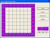 Power Pegged Windows Level Editor - place one of three things with a left click or clear a square with a right click