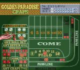Vegas Stakes SNES Playing Craps: now, after you've made some wagers, the dealer rolls the dices: have you won or lost?