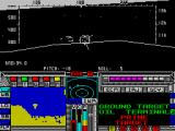 F-19 Stealth Fighter ZX Spectrum Take that, Libya!