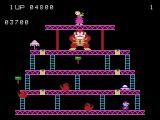 Donkey Kong ColecoVision The second level