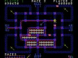 Pepper II ColecoVision Ah, I'm being chased!