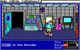 Super Solvers: OutNumbered! DOS Find math problems hidden in rooms (EGA)