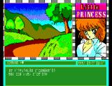 Little Princess MSX Starting location