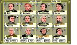 No Greater Glory: The American Civil War DOS Appoint your Cabinet