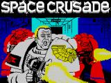 Space Crusade ZX Spectrum Title screen