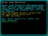 Space Crusade ZX Spectrum Mission overview