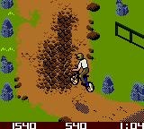 Dave Mirra Freestyle BMX Game Boy Color Through mud