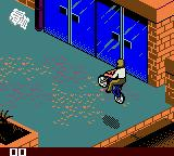 Dave Mirra Freestyle BMX Game Boy Color Jumping
