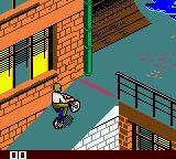 Dave Mirra Freestyle BMX Game Boy Color Up to the next stage