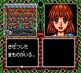Madō Monogatari II: Arle 16-sai Game Gear Poor fellow...