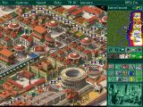 Caesar II DOS A thriving city