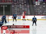 NHL 99 Windows And he scores!