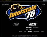 Interstate '76 Windows Starting a multiplayer game (window mode)
