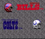 Tecmo Super Bowl SNES The confrontation!
