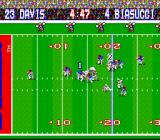 Tecmo Super Bowl SNES Dramatic situation...
