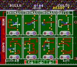 Tecmo Super Bowl SNES Here you can plan your moves