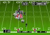Tecmo Super Bowl II: Special Edition Genesis It's hard to see what is going on...