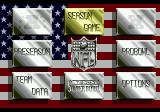 Tecmo Super Bowl II: Special Edition Genesis Main menu