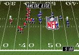 Tecmo Super Bowl II: Special Edition Genesis The kick will go smoothly...