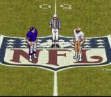 Tecmo Super Bowl II: Special Edition SNES Coin toss