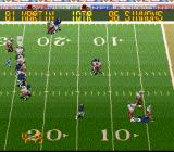 Tecmo Super Bowl III: Final Edition SNES Nice pass!