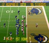 Tecmo Super Bowl III: Final Edition SNES This is a dangerous situation!
