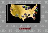 Tecmo Super Bowl III: Final Edition Genesis Team select