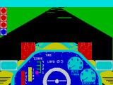 Chequered Flag ZX Spectrum Ready to go