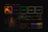 "Rez PlayStation 2 Stage Select screen of ""Play"" mode."