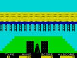 3D Tanx ZX Spectrum Start of the game