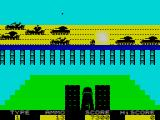 3D Tanx ZX Spectrum Enemy removed his impaired colleague